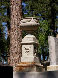 Boot Hill, Deadwood by LhindyLouRhage
