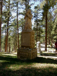 Boot Hill, Deadwood 4 by LhindyLouRhage