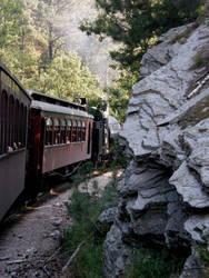 1880 Train, Black Hills SD 3 by LhindyLouRhage