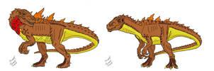 Komodosaurus by Dino-master