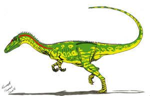 Gojirasaurus by Dino-master