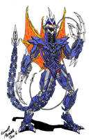 Neo Daikaiju-GIGAN by Dino-master