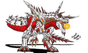Neo Daikaiju-BAGAN by Dino-master