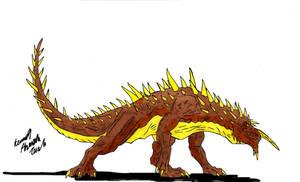 Neo Daikaiju-BARUGON by Dino-master