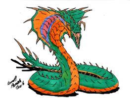 Neo Daikaiju-GARASHARP by Dino-master