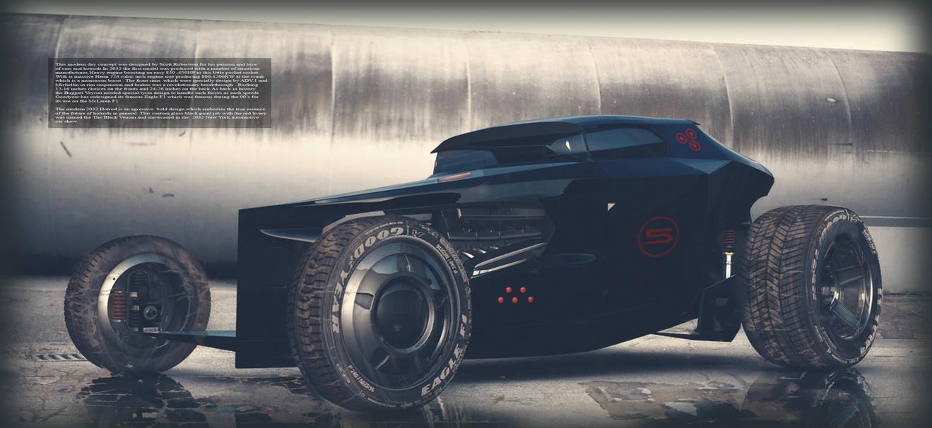 The Black Venom Edition by MAKS-23