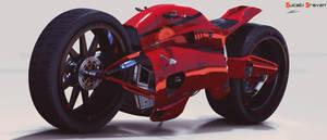 Ducati Draven by MAKS-23