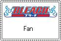 Bleach fan stamp by ohhperttylights