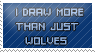 more then wolves stamps by ohhperttylights