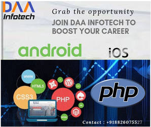 PHP TRAINING INSTITUTE IN GURGAON by daainfotech