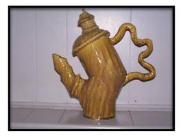 Teapot by D3m0n1cM3