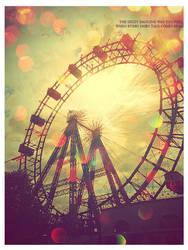 Ferris Wheel by currysiek