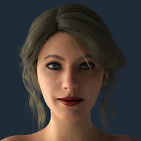 Justine (self-portrait) 02 by mythosarcane