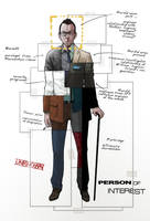 Who R U-Person of Interest by monster3x