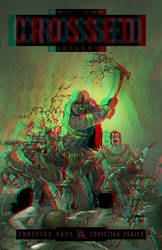 Crossed by Jacen Burrows in 3D Anaglyph by xmancyclops