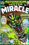 Mister Miracle by Jack Kirby in 3D Anaglyph by xmancyclops