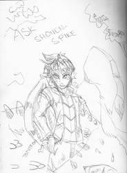 Shonen Spike by keichishoshuko