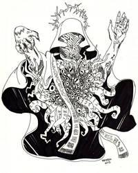 Pallid Mask by keichishoshuko