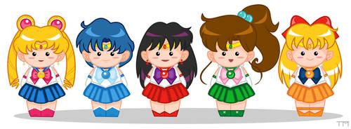 Sailor Scout by PieIsADessert