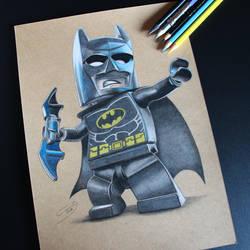 Lego Batman by S04-Joker