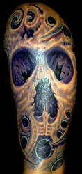 Richie's Arm by vileangelofdeath