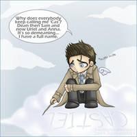 SPN: Cas...tiel by Twilight-Deviant