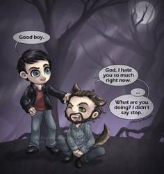 Grimm: Good Boy by Twilight-Deviant