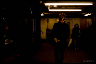 Subway by y-i-z
