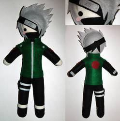 Kakashi Hakate -commission- by AlchemyOtaku17