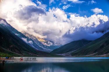 Lake Saif-ul-Malook by umerr2000