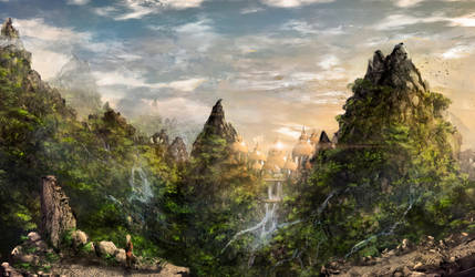 Jungle by ReFiend