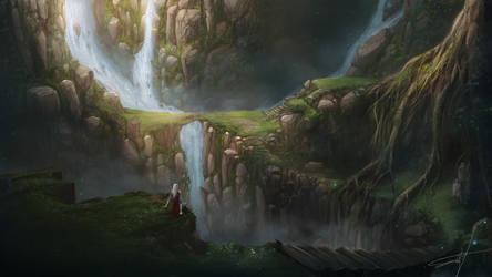 Hidden path by ReFiend