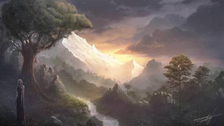 The Nightfall by ReFiend