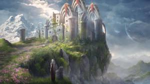 Forgotten Citadel by ReFiend