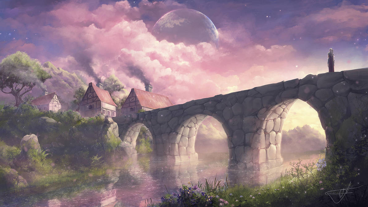 The Bridge by ReFiend