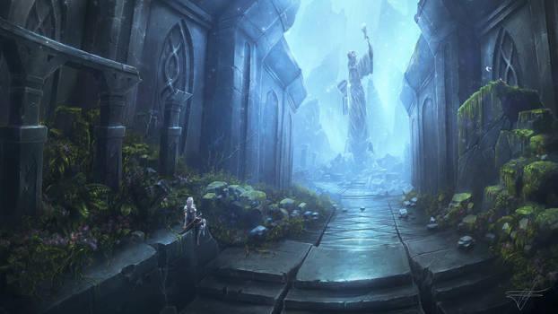 Garden of knowledge by ReFiend