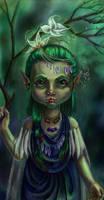 Little princess by joan789