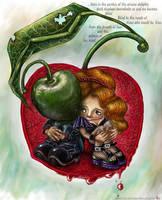 Cherry by joan789