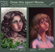 Improvement meme (joan789) by joan789