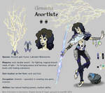 Anorthit (gemsona, fanart, sort of crossover) by joan789