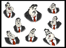 Paul Bearer by malarkey183