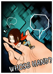whose hand by DYKC