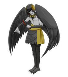 False Crow by Crowlake