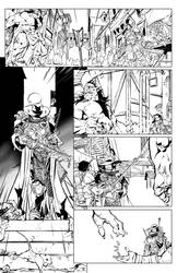 Pathfinder: Spiral of Bones #1 page 3 by tomgarcia