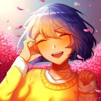 [Re-Draw] Happiness by KatzianXero