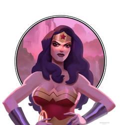 Wonder Woman by lawvalamp