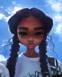 Bbyg6rl ( Indian Girl ) By Joaslin by JoAsLiN