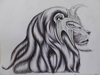 leon guerrero by wizard-ank