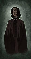 Snape -HP- by kyla79