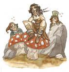 A Sorta Fairytale by kyla79